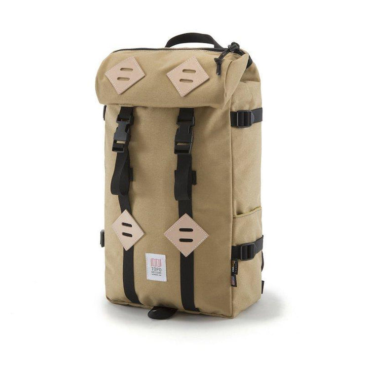 Top Loaded Daypack - Khaki Bags & Backpacks Topo Designs Default Title