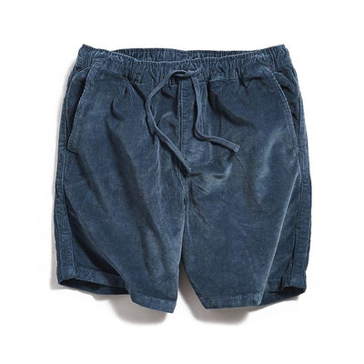 Cord Local Short - Blue Shorts Katin M