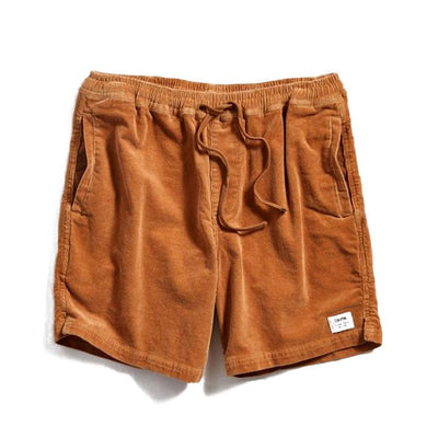 Cord Local Short - Bronze Shorts Katin