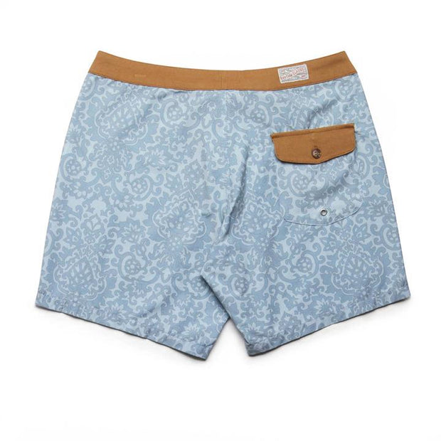 mens blue board shorts