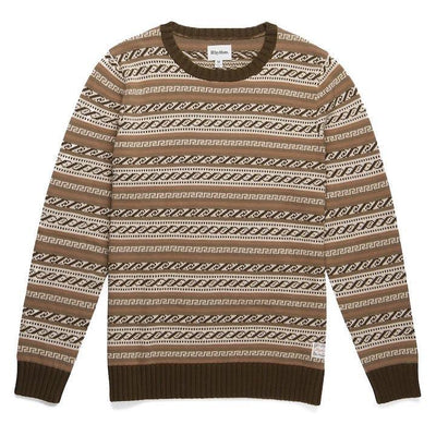 Vibrations Knit Sweater Sweaters Rhythm