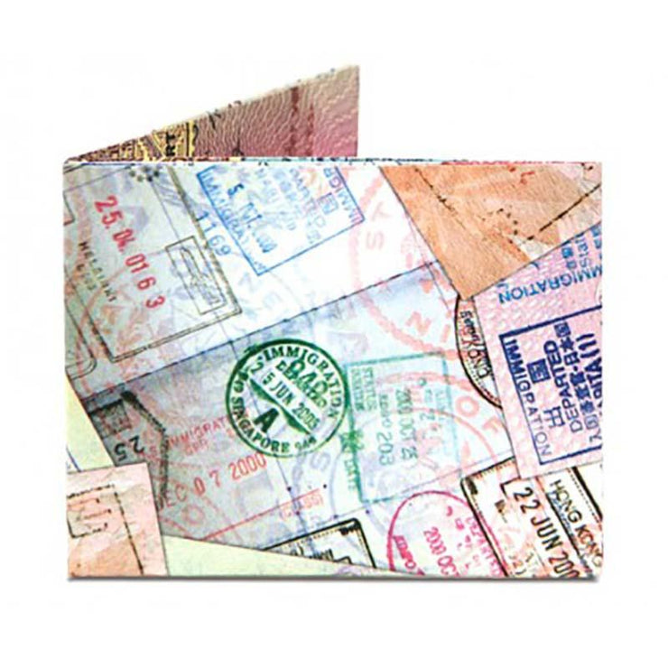 Passport Mighty Wallet - Slim Tyvek Wallet Wallets Mighty Wallet