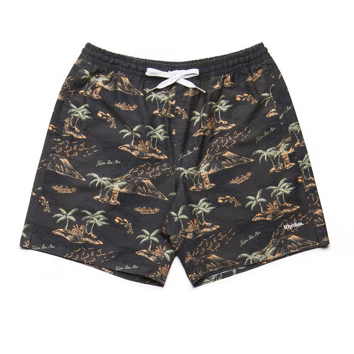 Mahalo Beach Short Trunks Rhythm 32