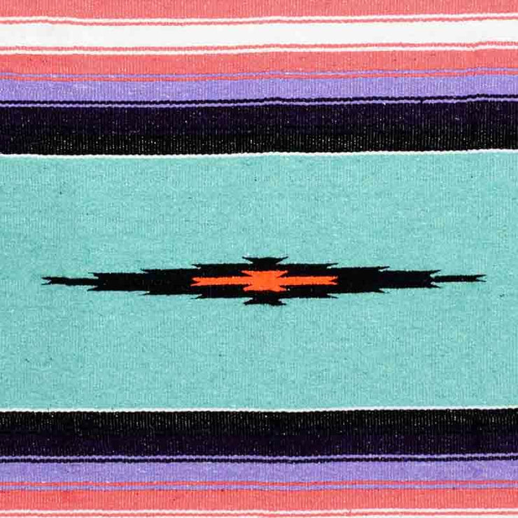Mexican Diamond Blanket Handwoven