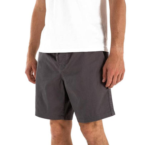 mens dark grey shorts