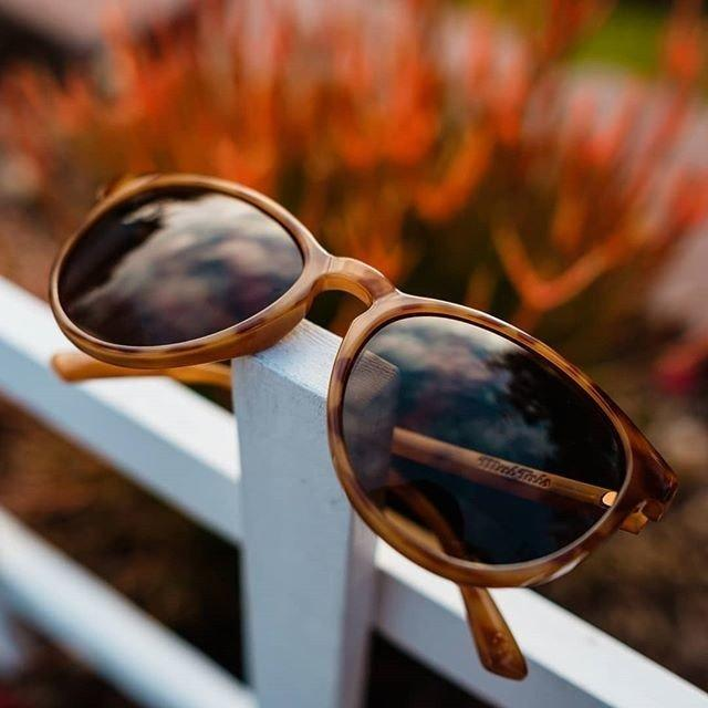 Vintage style sunglasses polarized
