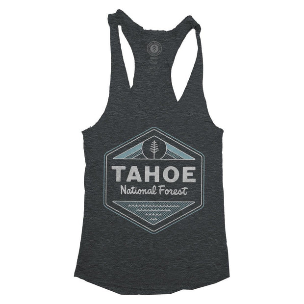 Racerback Tank - Tahoe National Forest
