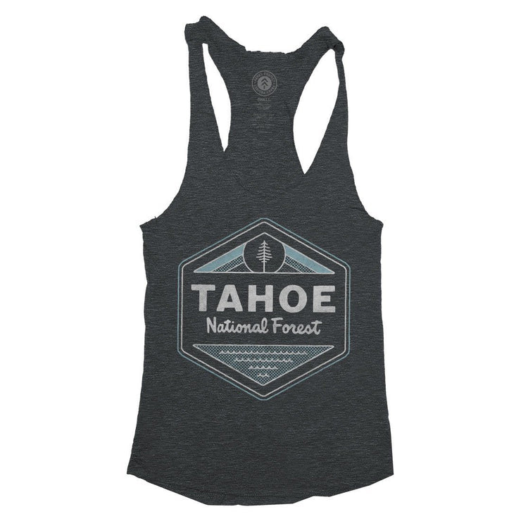 vintage camp tank top tahoe retro