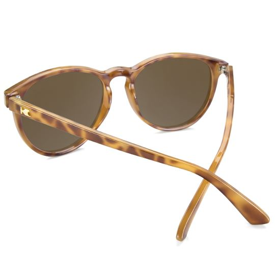 Polarized Light Tortoise Shell Sunglasses Sunglasses Knockaround