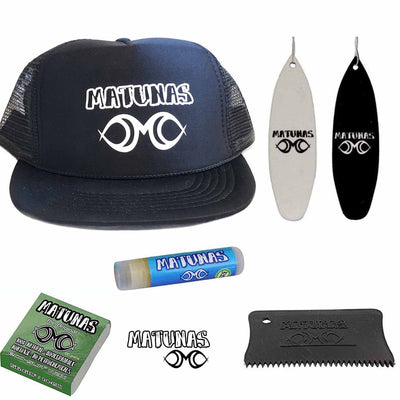 Surfer Gift Set Surf Accessories Matunas