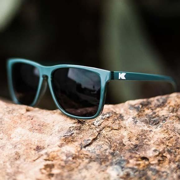 polarized teal sunglasses