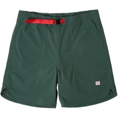 Men's Quick-Dry Shorts - Green Shorts Topo Designs L
