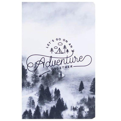 Travel Notebook - Go Adventure Notebooks & Journals Denik