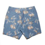 mens rhythm trunks blue hawaiian