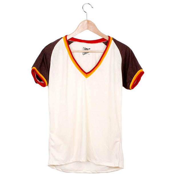 Women's Vintage Baseball T-Shirt