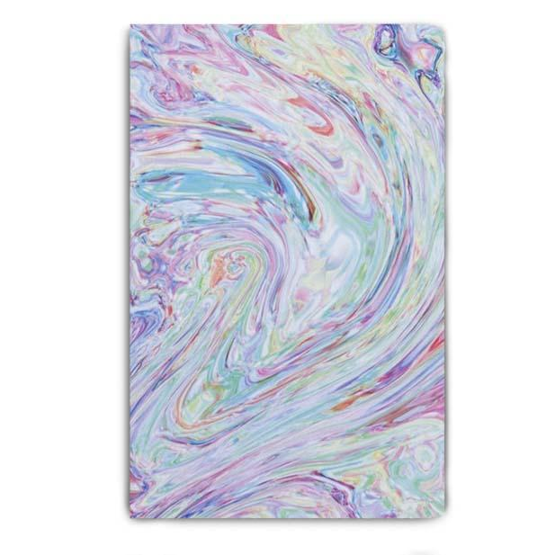 Abalone Tie Dye Journal Notebooks & Journals Denik