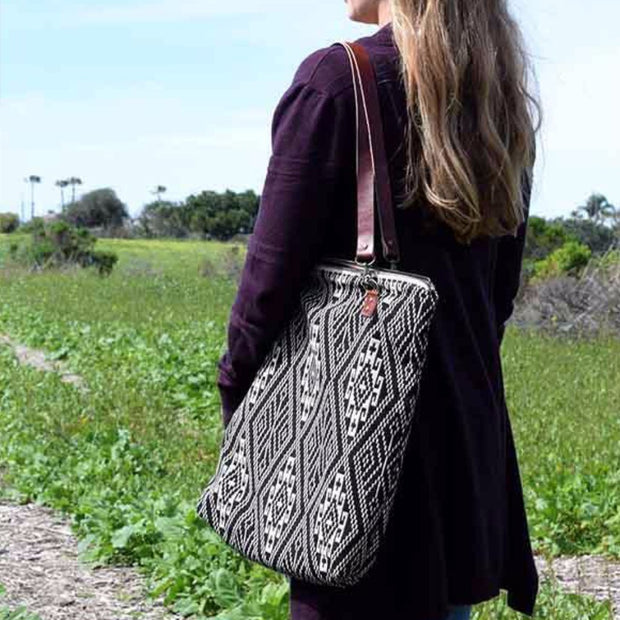 Aztec Day Tote Bags & Backpacks Bolt West