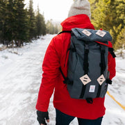 Top Loaded Daypack - Charcoal Bags & Backpacks Topo Designs