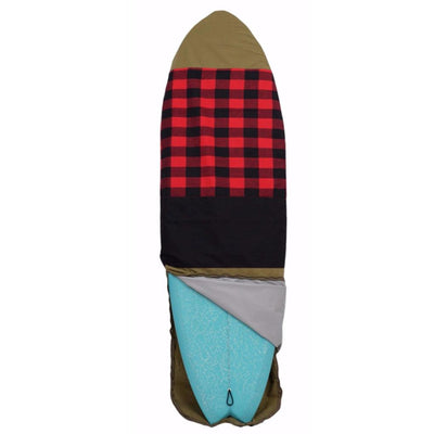 Harvest Flannel Nazaré Surfboard Bag - Boards up to 6'0 Nazaré Surfboard Bag West Path