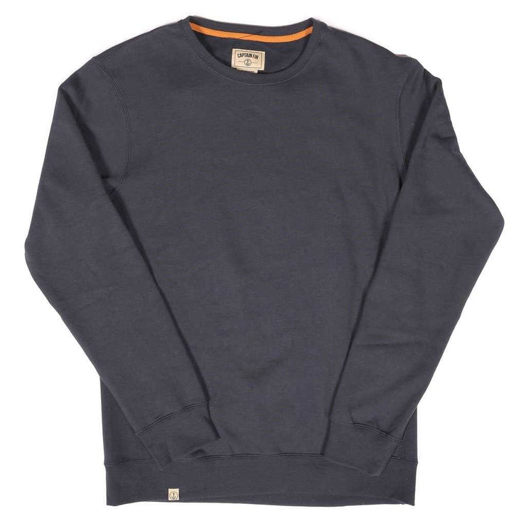 Captain Fin Sweatshirt - Navy Sweatshirts & Hoodies Captain Fin M