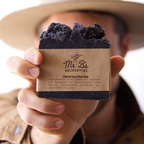 Charcoal Soap Good for Acne & Oily Skin