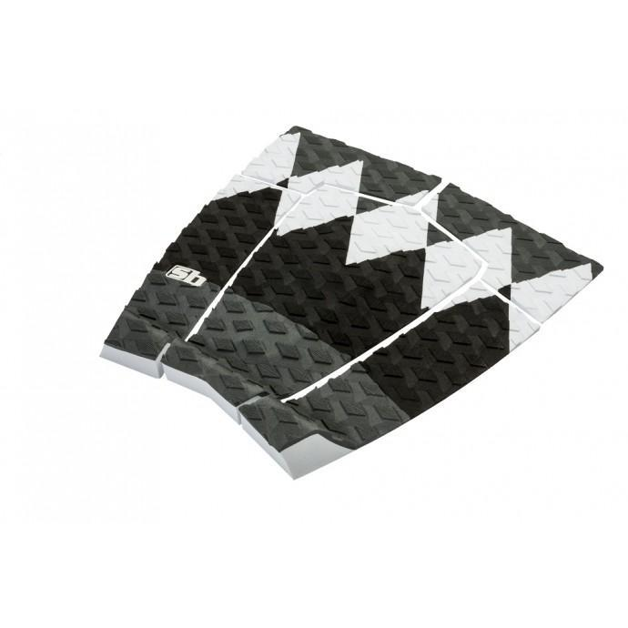 Sticky Bumps Surfboard Traction Pad - Grey Traction Pads Sticky Bumps Default Title