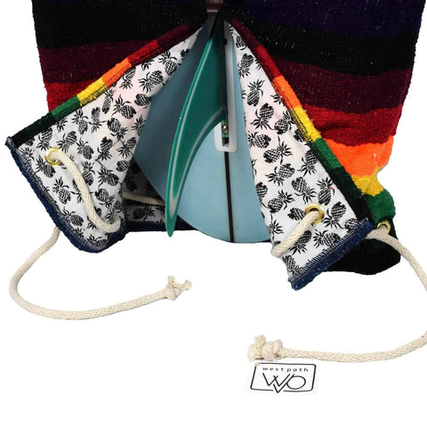 handmade surfboard bag