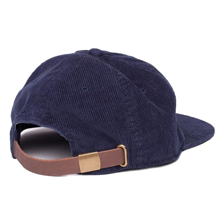 Groove Cap - Worn Navy Hats Rhythm