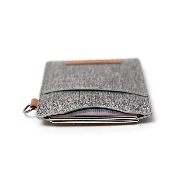 Vertical Slim Card Holder - Valley
