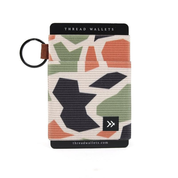 camo credit card holder