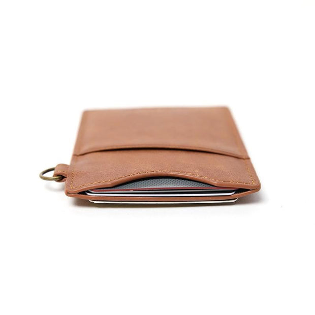 Vertical Slim Card Holder - Lily