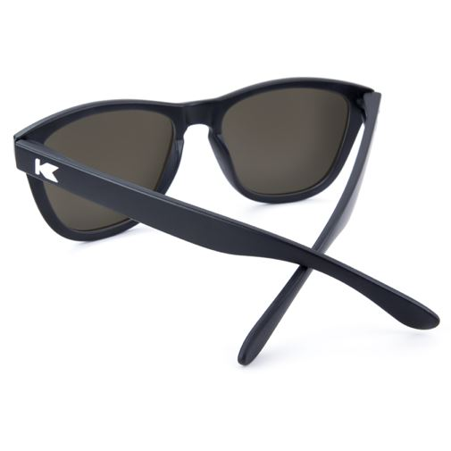Polarized Matte Black Sunglasses