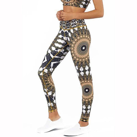 wolven threads noor yoga leggings
