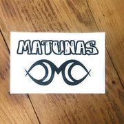 Matunas Surf Sticker