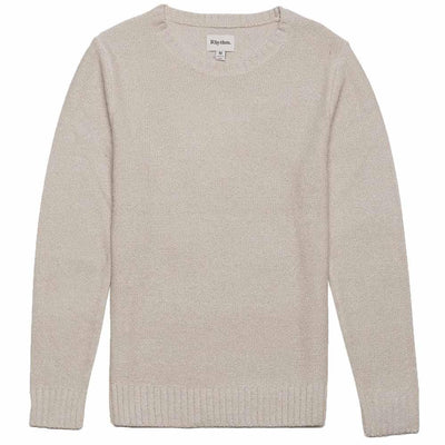 Rhythm Knit Sweater Off White