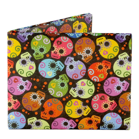 day of the dead mighty wallet