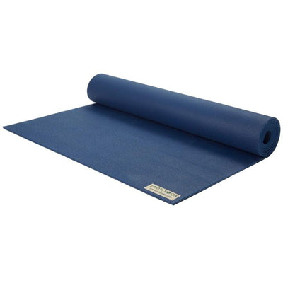 Jade Yoga Travel Yoga Mat - Blue Yoga Mats JadeYoga