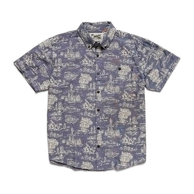 howler mansfield button up shirts