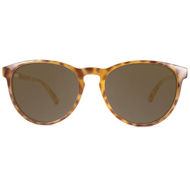 Polarized Light Tortoise Shell Sunglasses Sunglasses Knockaround Default Title