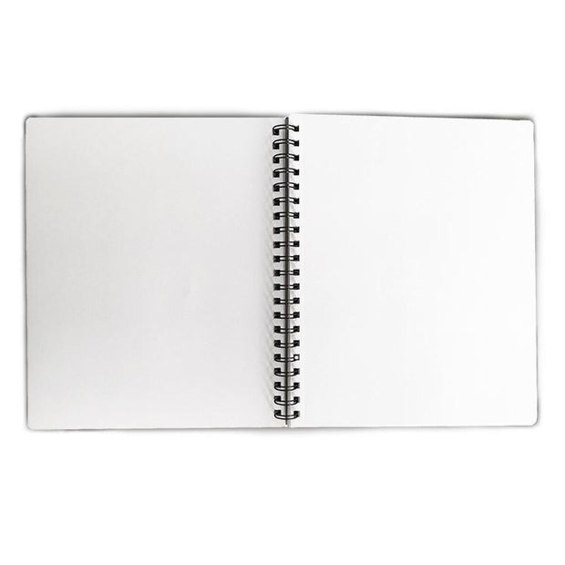 sketchpad Sketchbook blank pages perforated
