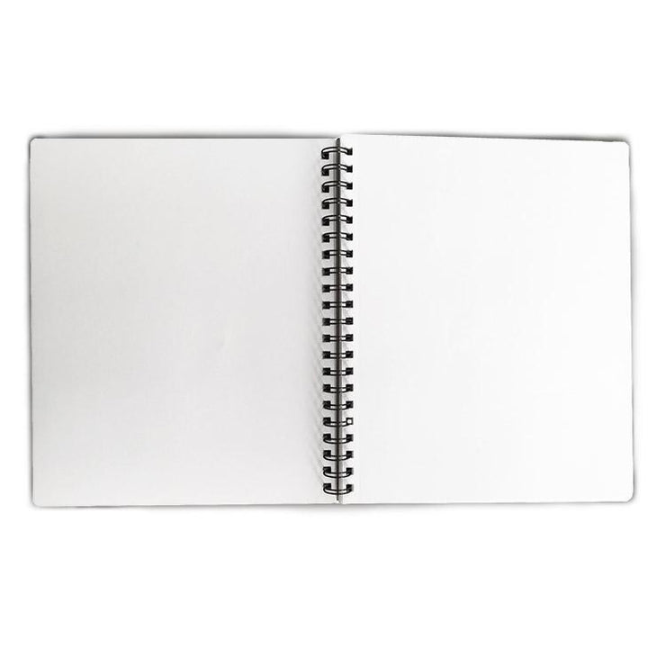 9 x 11 Sketch Pad with Art Cover Notebooks & Journals Denik Default Title