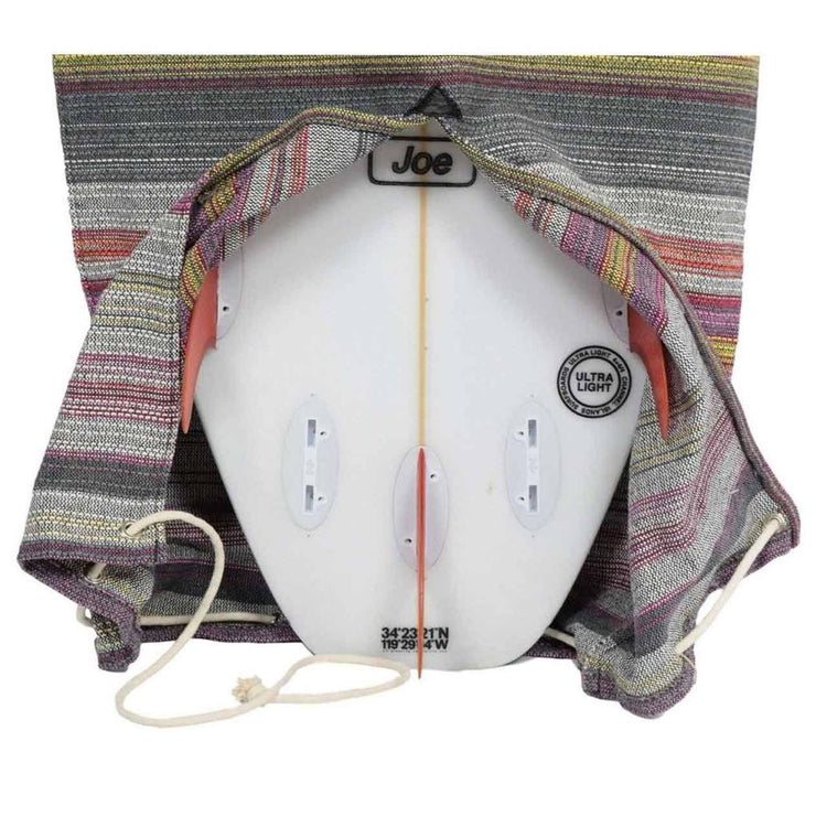 The Cassidy Grey Póvoa Surfboard Bag Póvoa Surfboard Bag West Path