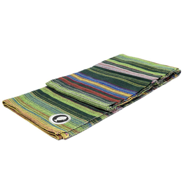 Póvoa Yoga Blanket Aqua Green