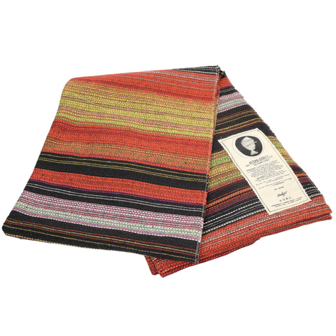 Póvoa Yoga Blanket Orange Sunrise