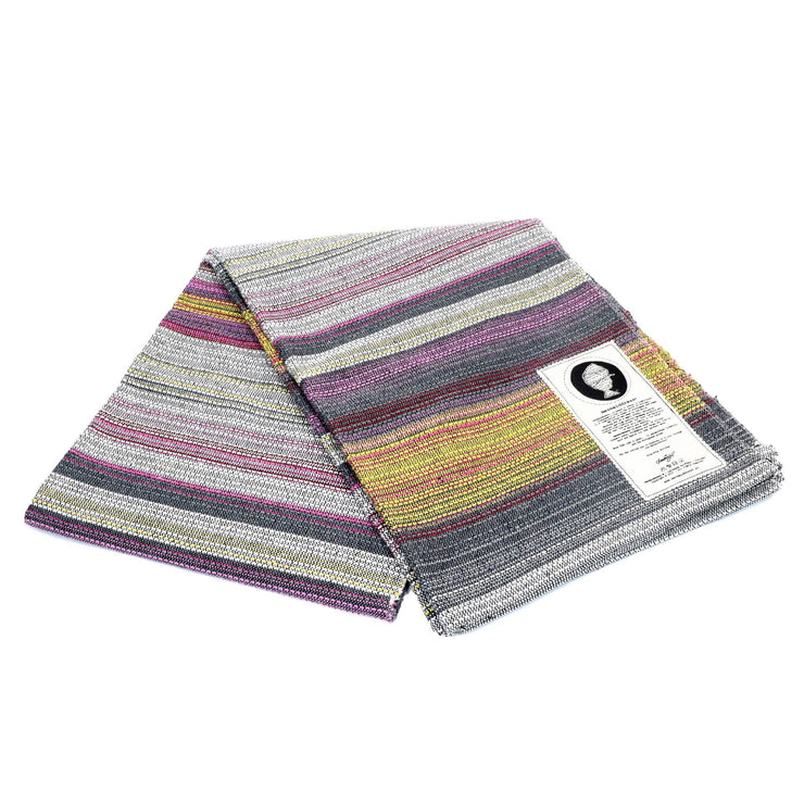 Póvoa Yoga Blanket Grey and Pink