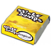 Sticky Bumps Surf Wax by West Path tropical