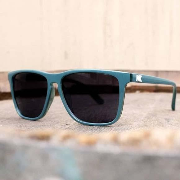 teal sunnies polarized