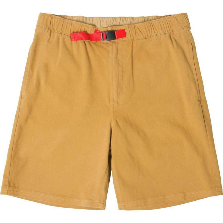 Men's Mountain Shorts - Khaki Shorts Topo Designs S