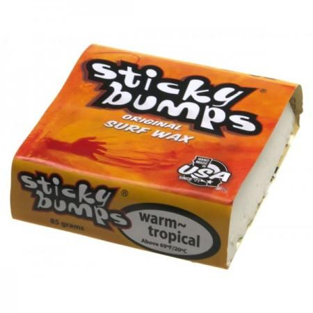 Sticky Bumps Surf Wax by West Path Warm water