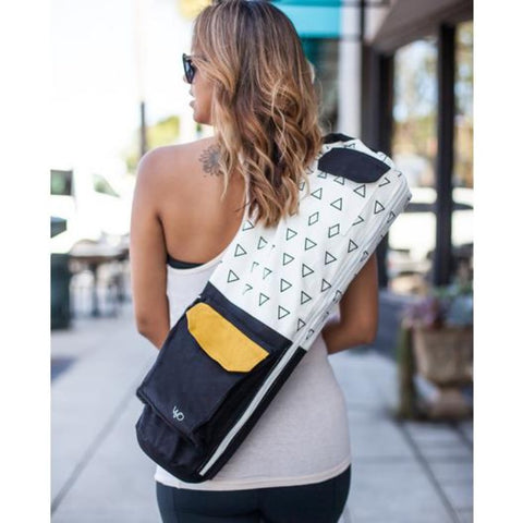 Fair Trade Certified™ Yoga Bag Made With Organic Cotton West Path